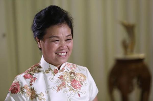 《中国人在海外》白世音:传递正能量文化